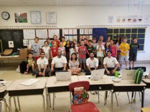 coding summer camp for kids