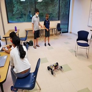 advanced robotics seminar